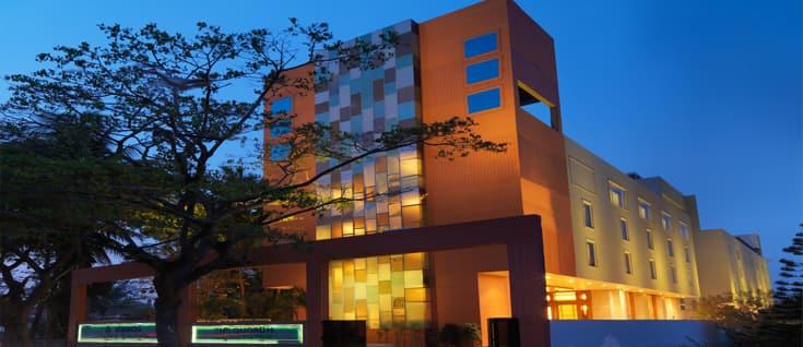 The Quorum, Sayyaji Rao Road, The Quorum