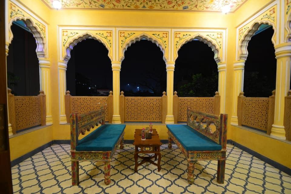 Hotel Nirbana palace, Station Road, Nirbana Palace - A Heritage Hotel and Spa