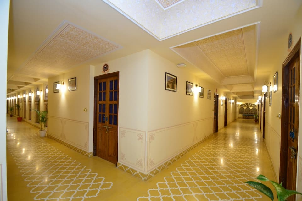 Nirbana Palace - A Heritage Hotel and Spa, M I Road, Nirbana Palace - A Heritage Hotel and Spa