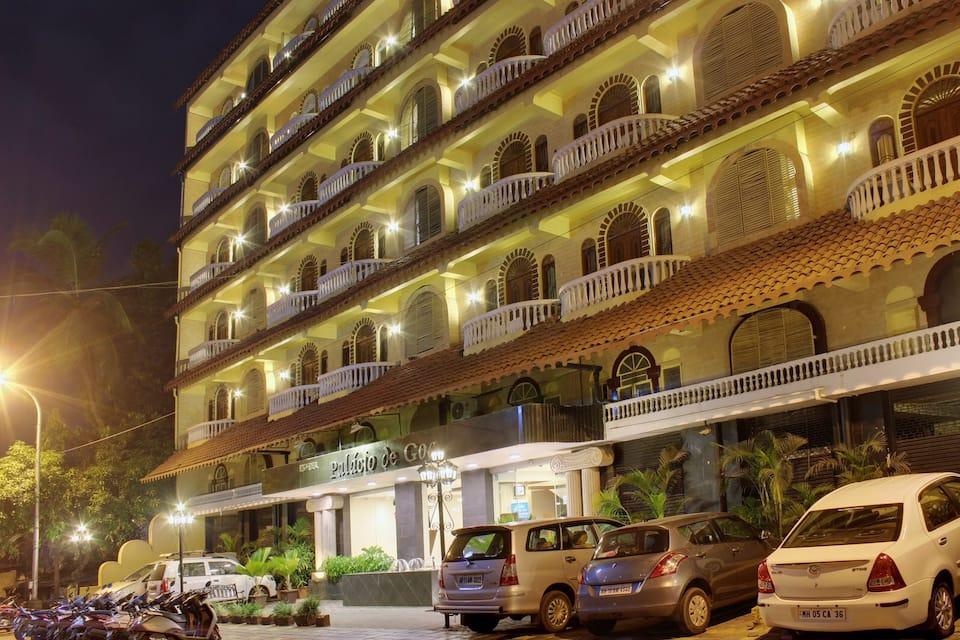 Palacio De Goa, Panjim, Palacio De Goa