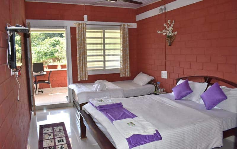 Bgrows Camp Coorg Resort, none, La Flora Camp Coorg
