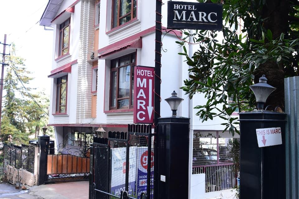 Hotel Marc, Chaura Maidan, Hotel Marc