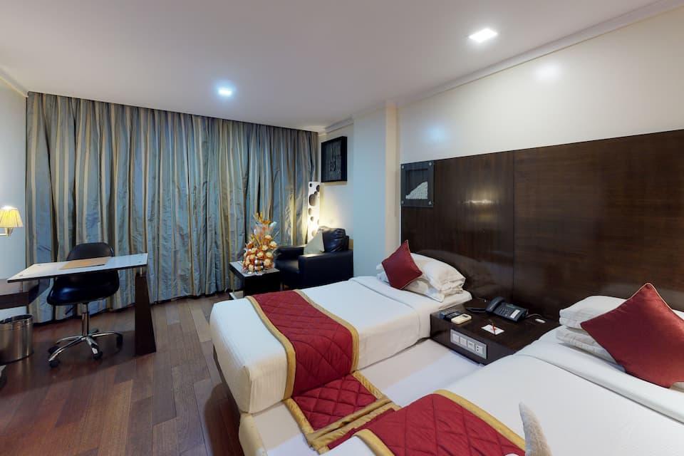 Superb 37Th Crescent Hotel Bangalore Room Starts 2340 Complete Home Design Collection Epsylindsey Bellcom