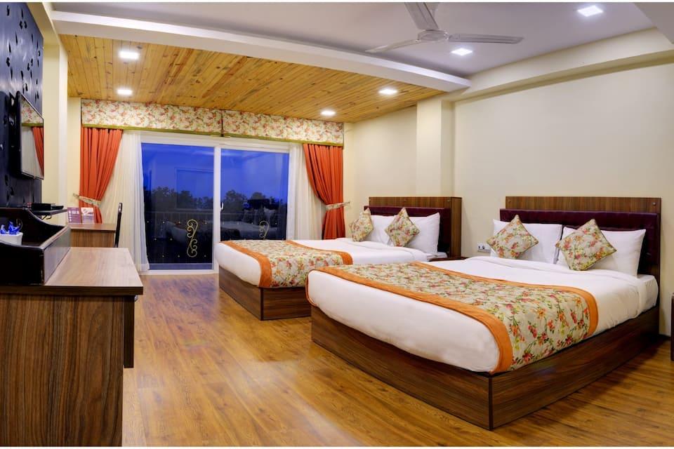 Summit Barsana Resort & Spa, Upper Cart Road, Summit Barsana Resort  Spa
