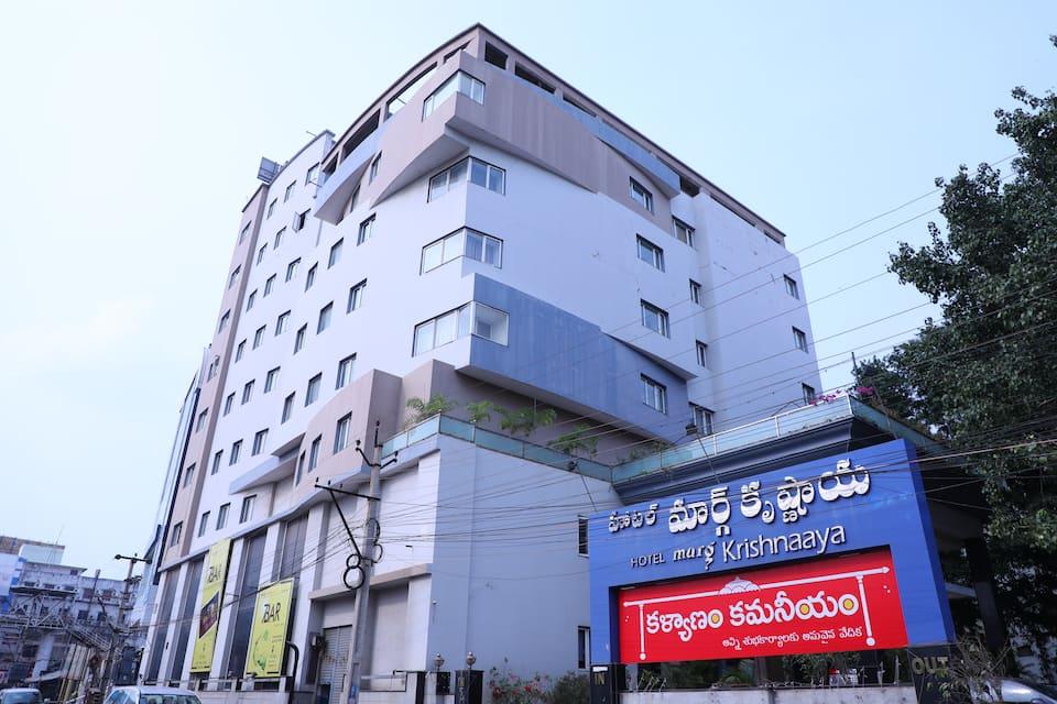 Marg Krishnaaya, Benz Circle, Marg Krishnaaya