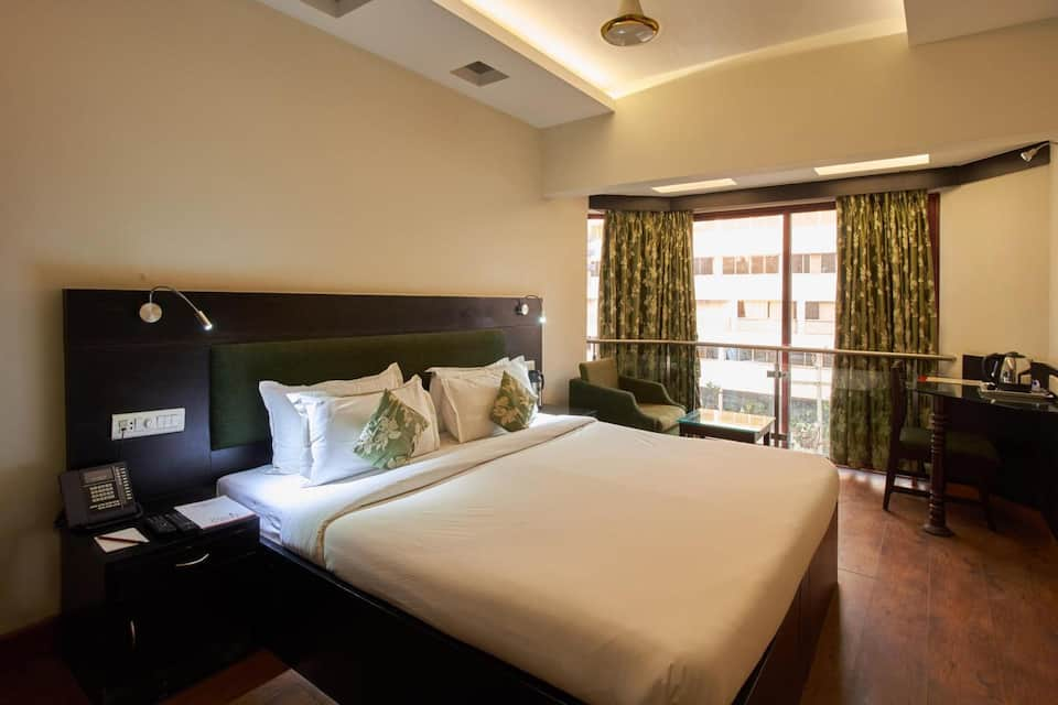 Eco Executive Room With Breakfast and Dinner