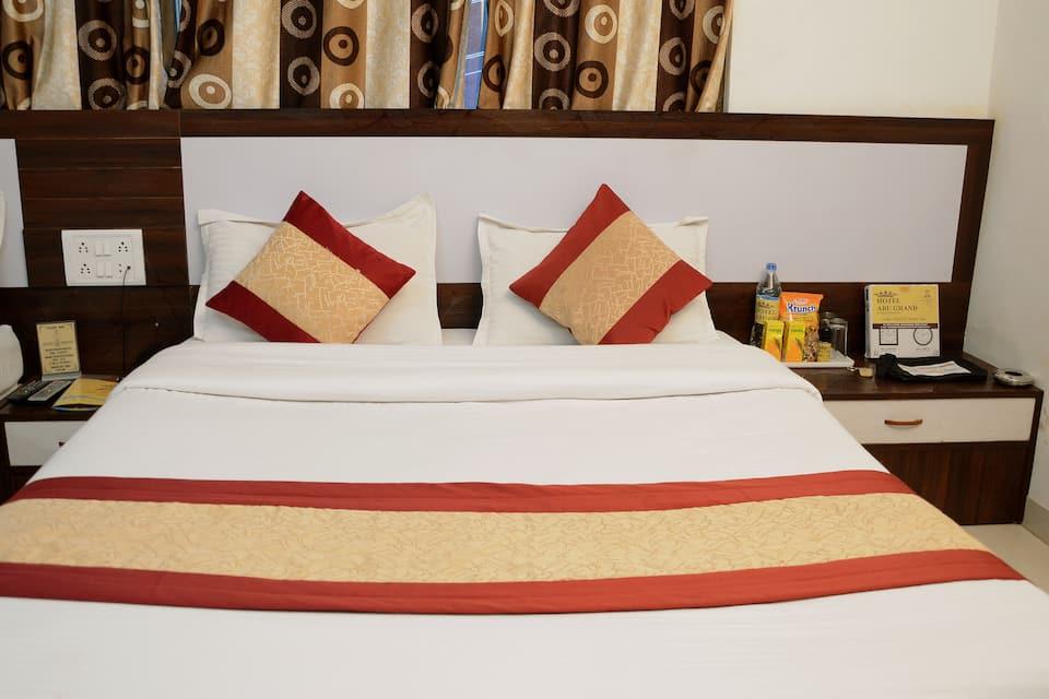 Hotel Abu Grand, Nakki lake, Hotel Abu Grand