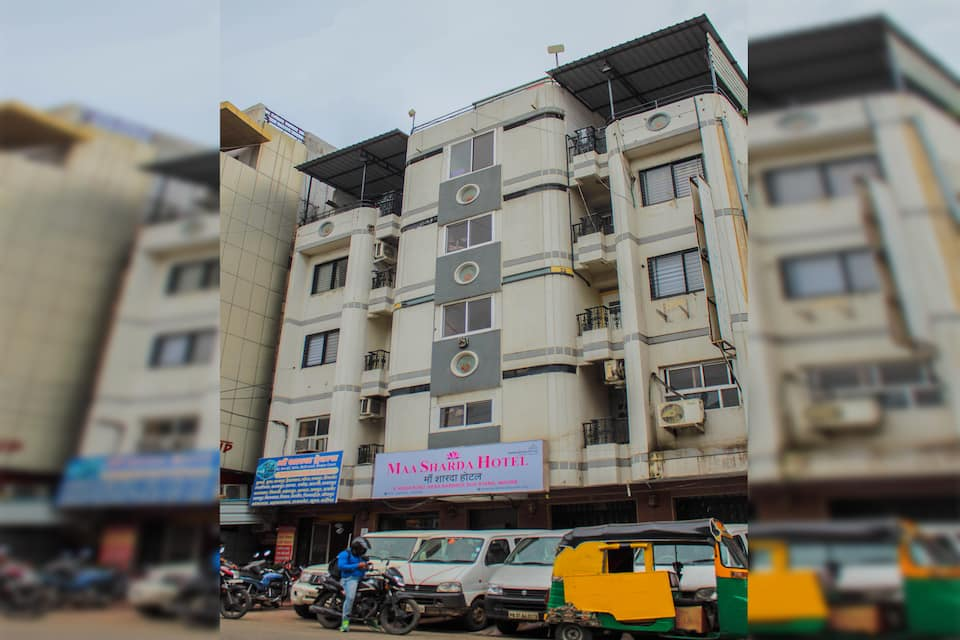 Maa Sharda Hotel, , Hotel Maa Sharda