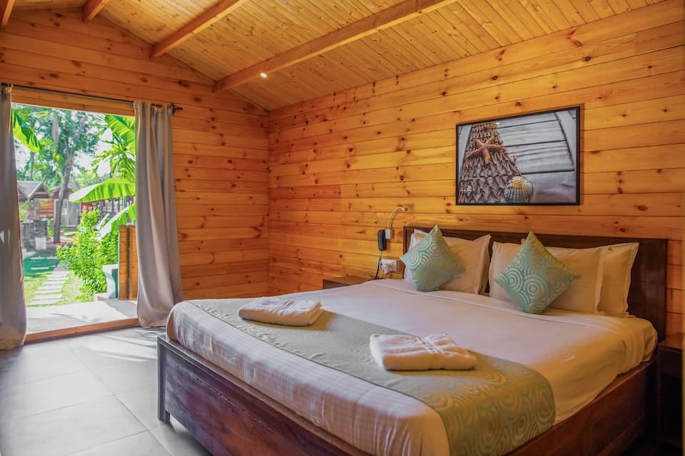 Aquatica Resort & Spa, Morjim, Aquatica Resort  Spa