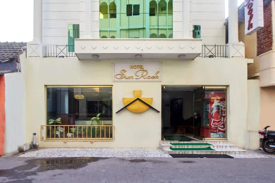 Hotel Sun Rock, Kanyakumari Main Road, Hotel Sun Rock