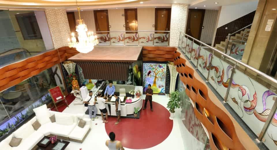 Hotel Raj Mandir, Har ki Pauri, Hotel Raj Mandir
