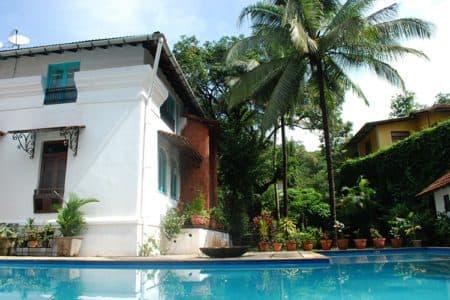 Island House, Siolim, Island House