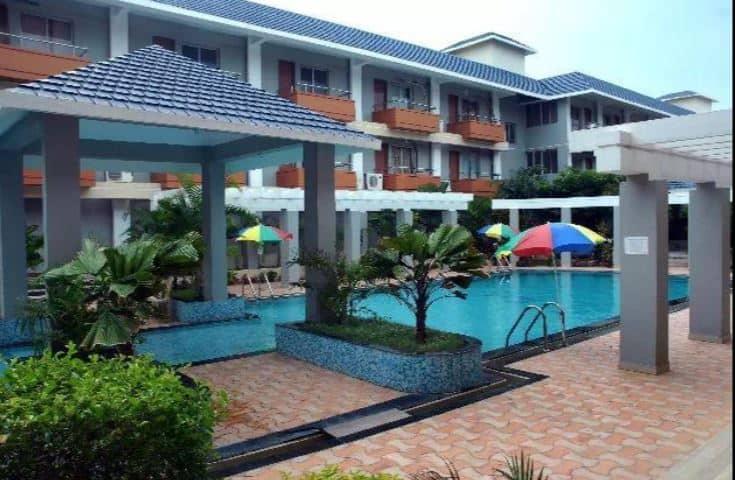 Blue Lily Beach Resort, Baliapanda, Blue Lily Beach Resort