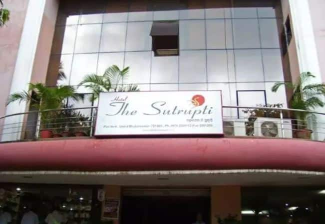 Hotel The Sutrupti, Nayapalli, Hotel The Sutrupti