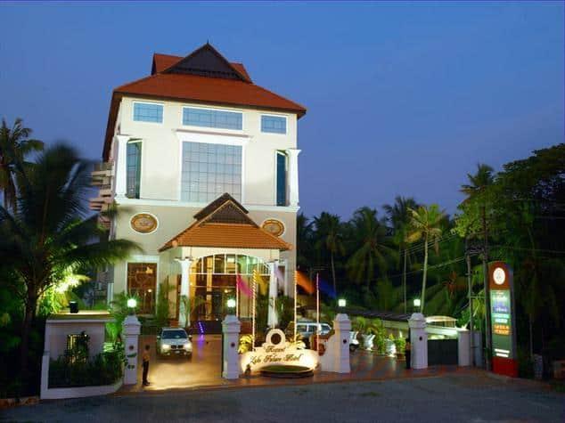 Xaviers Residency Kollam, Kadapakkada, Xaviers Residency Kollam
