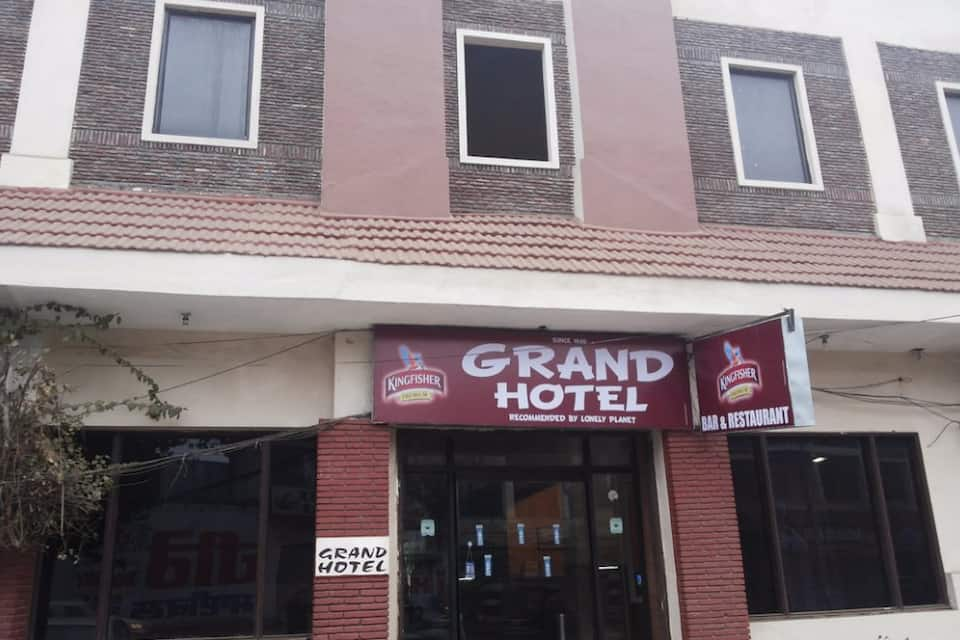 Grand Hotel, Queens Road, Grand Hotel