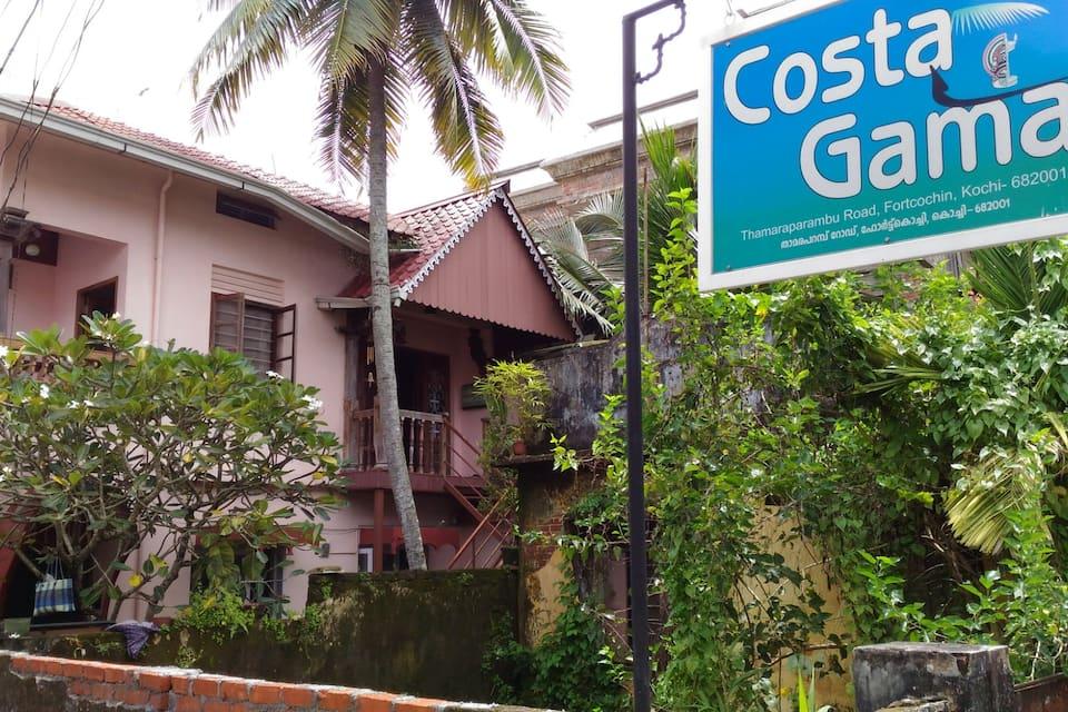Costa Gama Homestay, Fort Kochi, Costa Gama Homestay