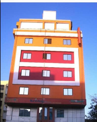 Hotel Krishnas Residency, SR Nagar, Hotel Krishnas Residency