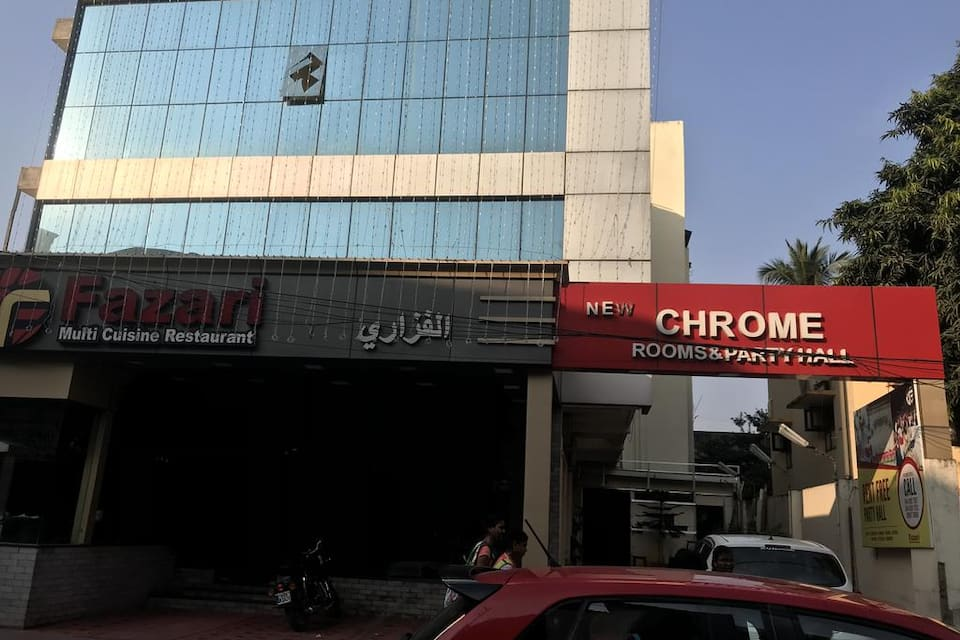 New Chrome, Chrompet, New Chrome