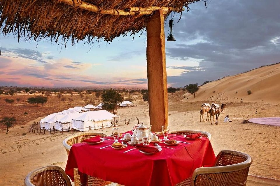 The Desert Resort & Camp, Mandore Road, The Desert Resort  Camp
