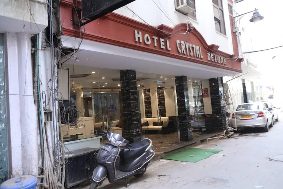 Hotel Crystal Deluxe, Paharganj, Hotel Crystal Deluxe