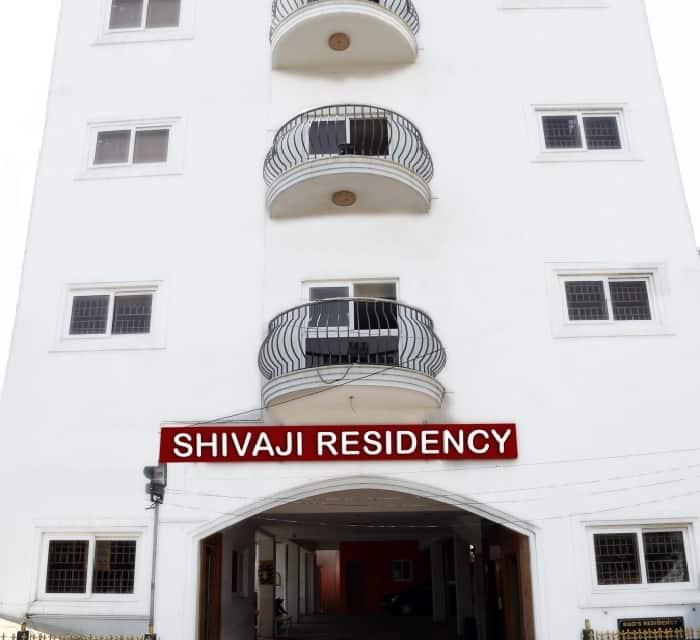 Shivaji Residency, Chrompet, Shivaji Residency