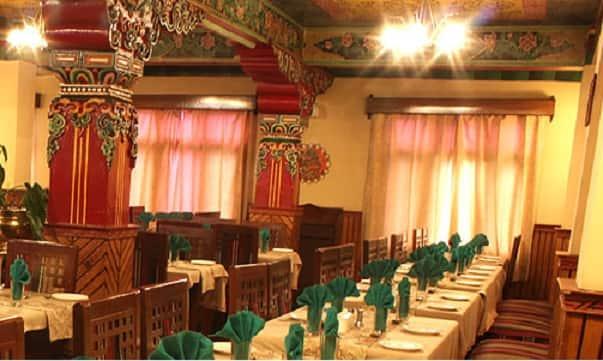 Hotel Tibet, Development Area, Hotel Tibet