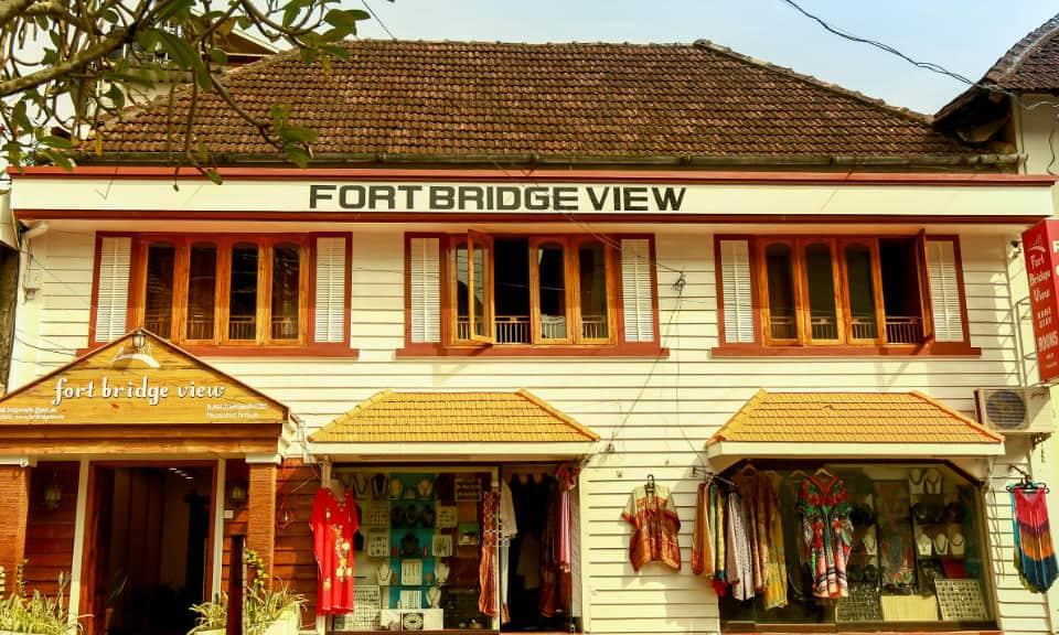 Fort Bridge View, Fort Kochi, Fort Bridge View