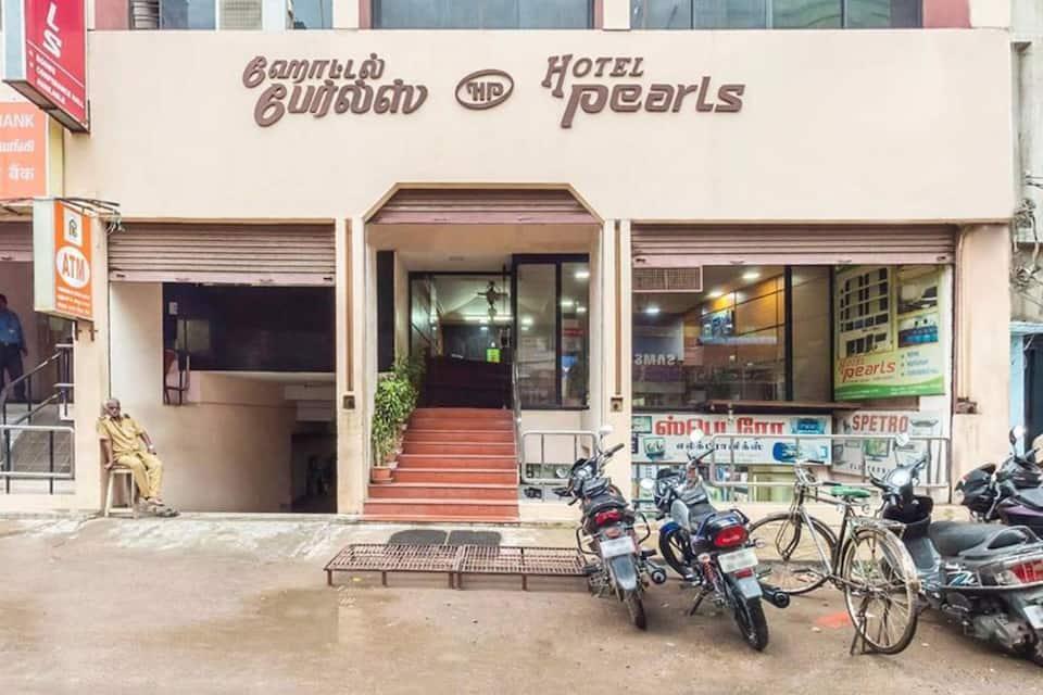 Hotel Pearls, West Perumal Maistry Street, Hotel Pearls