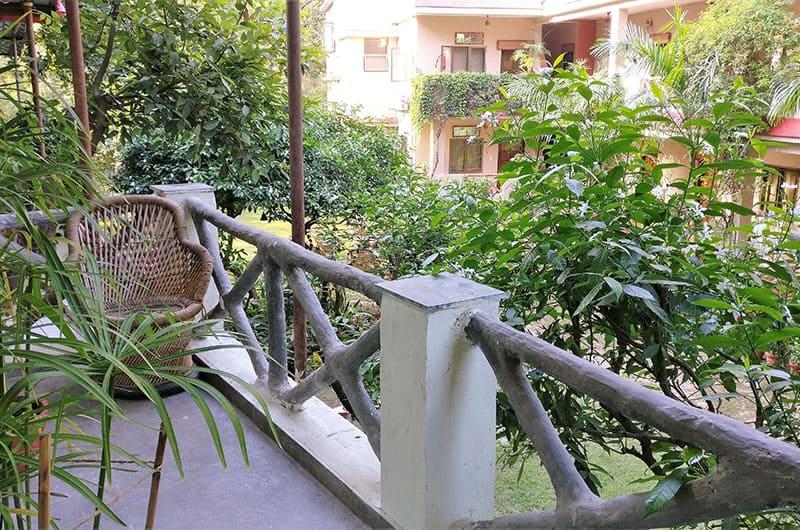 Bulls Retreat, Shivpuri, Bulls Retreat