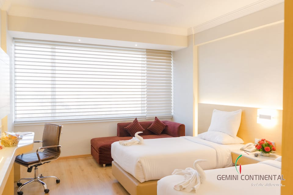 Hotel Gemini Continental, Lal Bagh, Hotel Gemini Continental