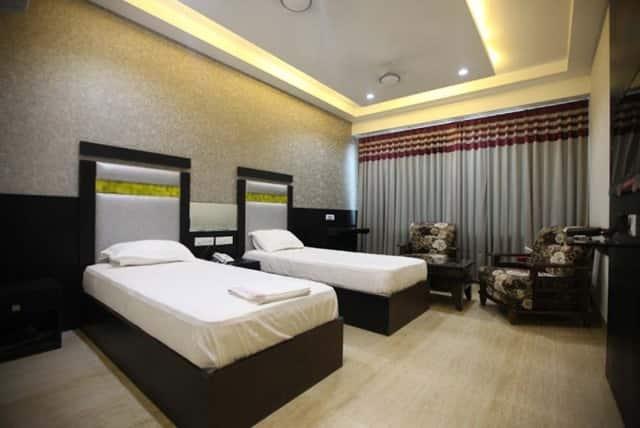 Hotel Akash Continental, Daria, Hotel Akash Continental