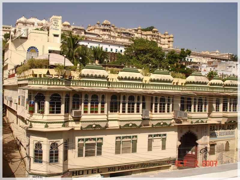 Hotel Raj, Gulab Bagh Road, Hotel Raj