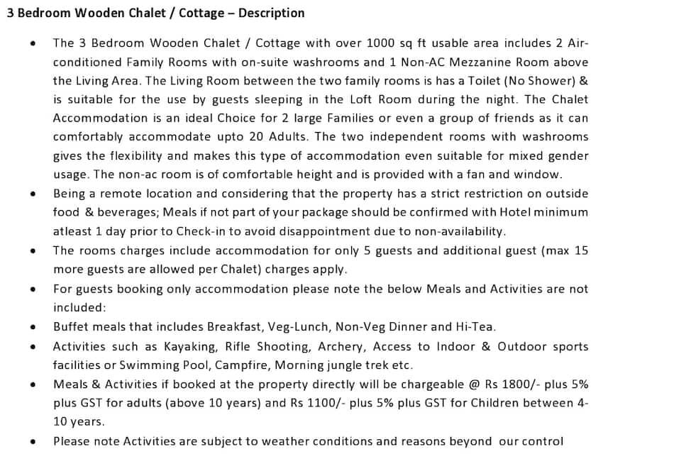 I-Camp Resort, Dhom- Balkawadi Dam, Wai, I-Camp Resort