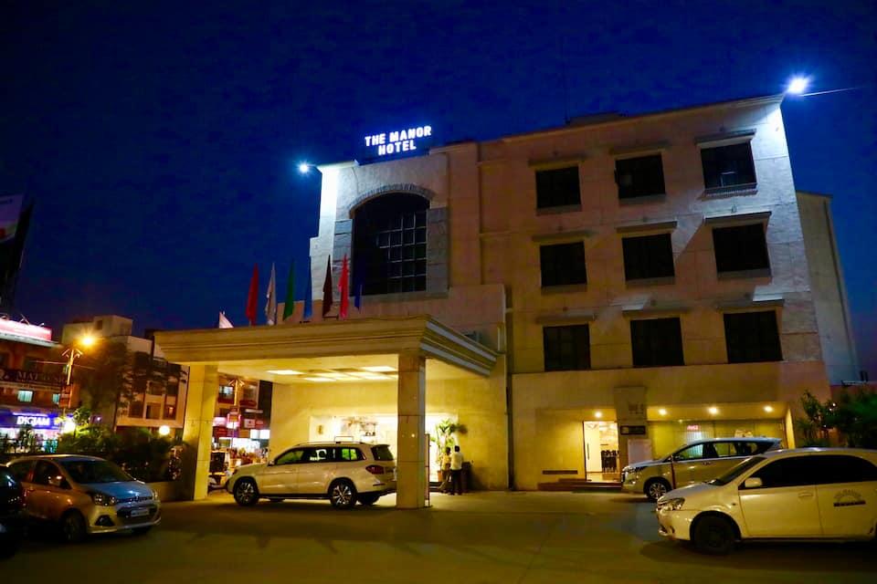 The Manor Hotel, Kranti Chowk, The Manor Hotel
