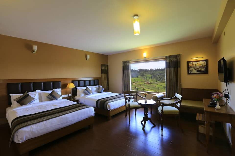 Western Valley Resort, Avalanche road, Western Valley Resort