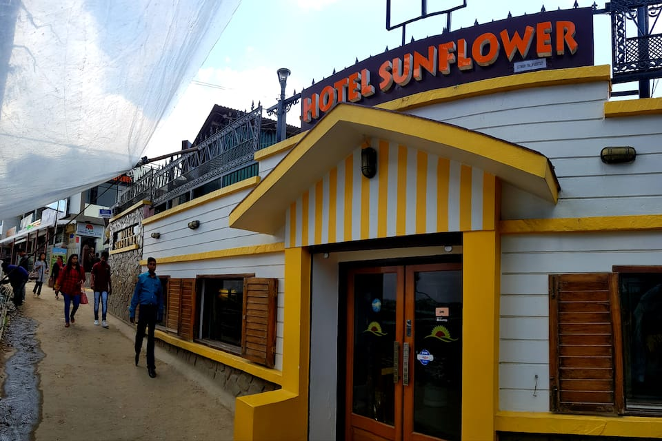 Hotel Sunflower, Chowrasta, Hotel Sunflower
