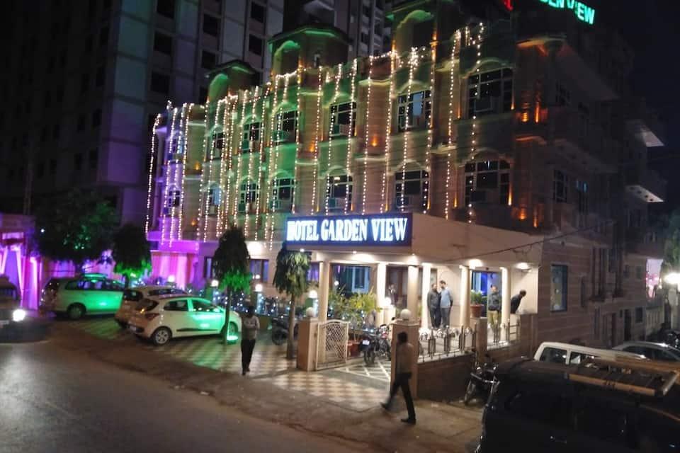 Hotel Garden View (Purely vegetarian Hotel), Near Bus Stand, Hotel Garden View (Purely vegetarian Hotel)