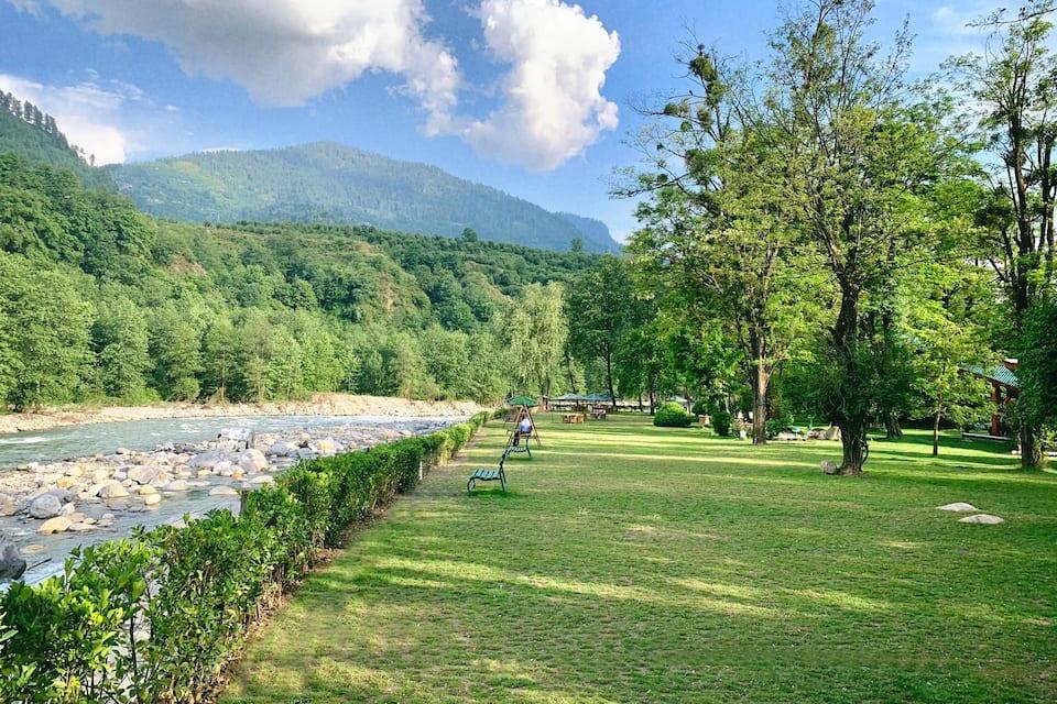 Span Resort & Spa, National Highway, Span Resort  Spa