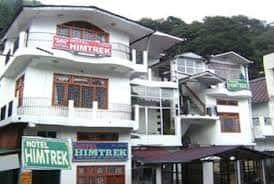Hotel Himtrek, Mallital, Hotel Himtrek