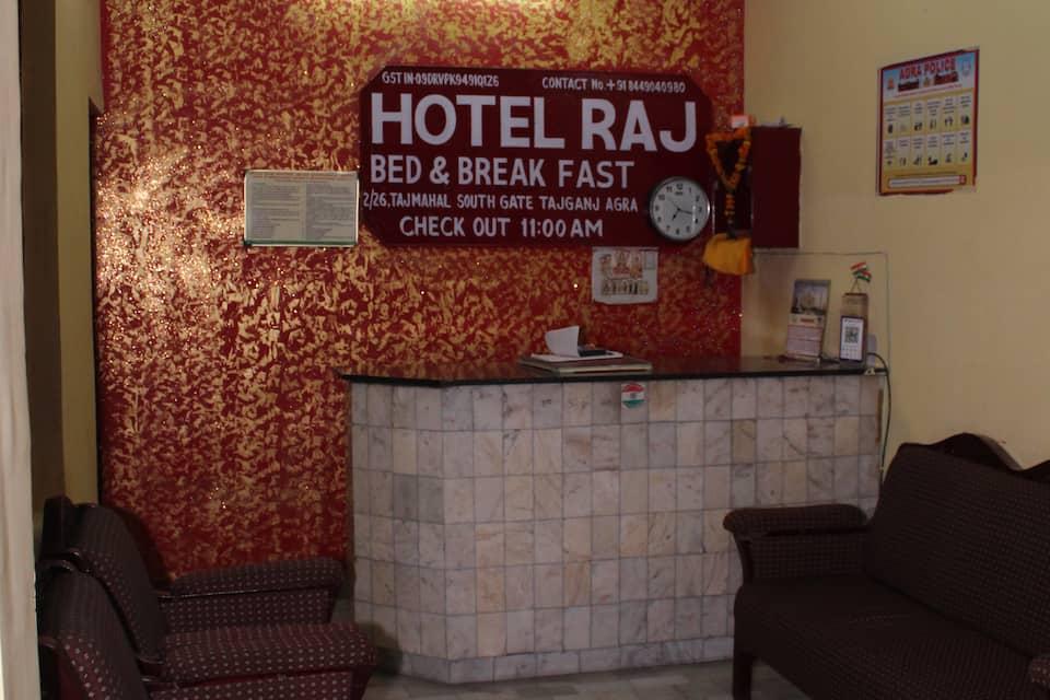 Hotel Raj Bed & Breakfast, Sadar Bazaar, Hotel Raj Bed  Breakfast