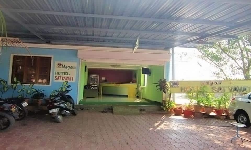 Hotel Satyavati, Mandrem, Hotel Satyavati
