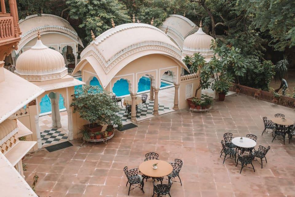 Alsisar Haveli - A Heritage Hotel, Station Road, Alsisar Haveli - A Heritage Hotel