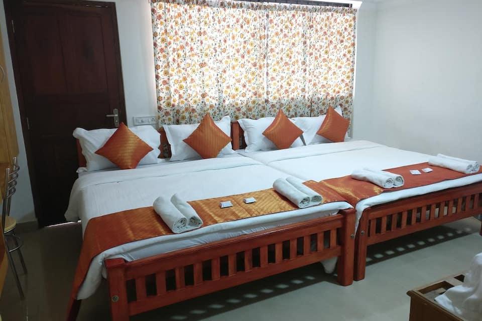 AV Residency, Kacherippady, AV Residency