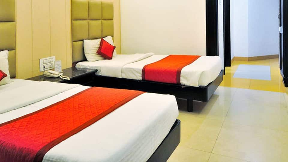 Hotel Orange 35, Sector 35, Hotel Orange 35