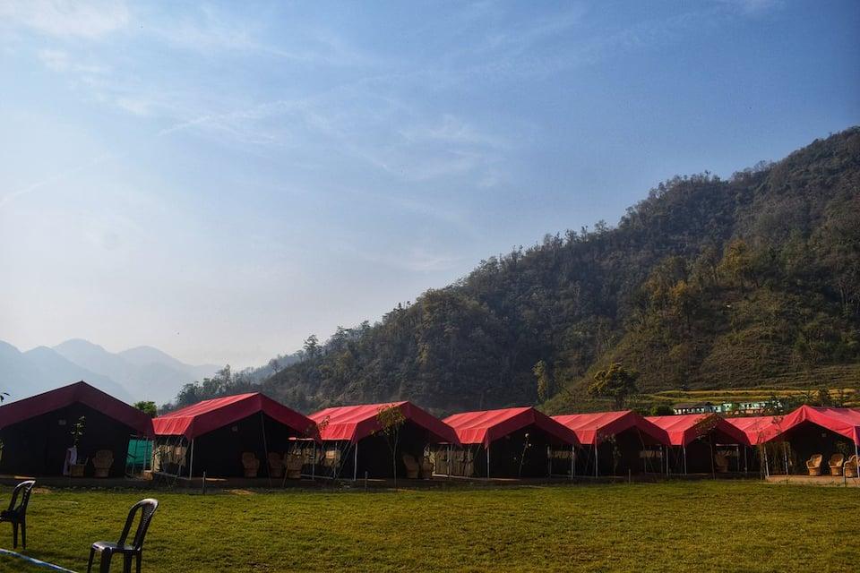 Camp Majestic, Tapovan, Camp Majestic
