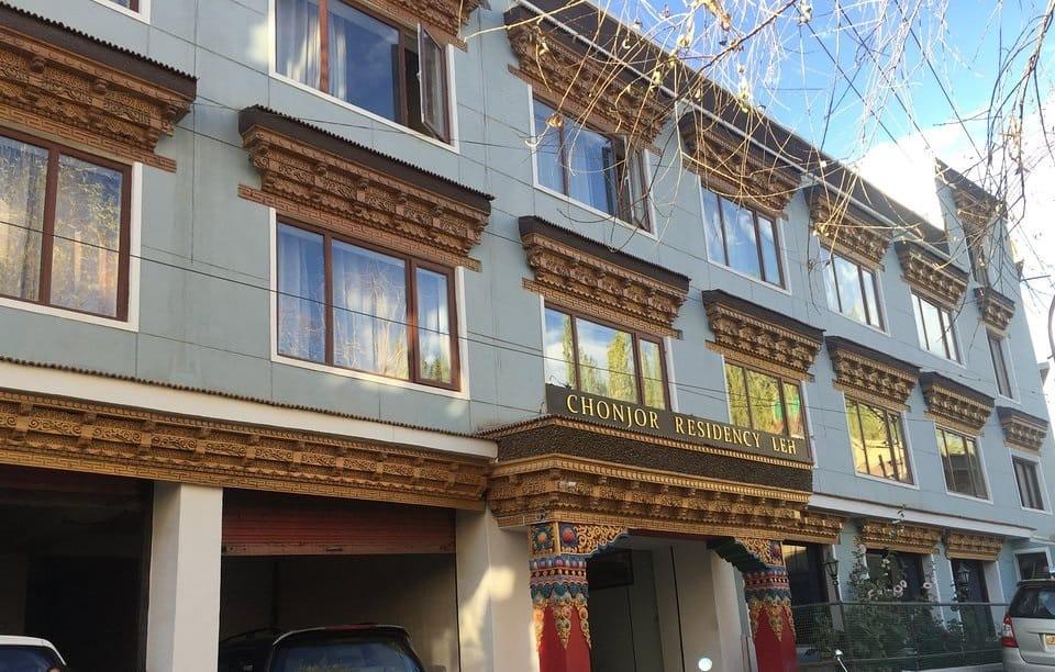 Chonjor Residency Leh, Old Road, Chonjor Residency Leh