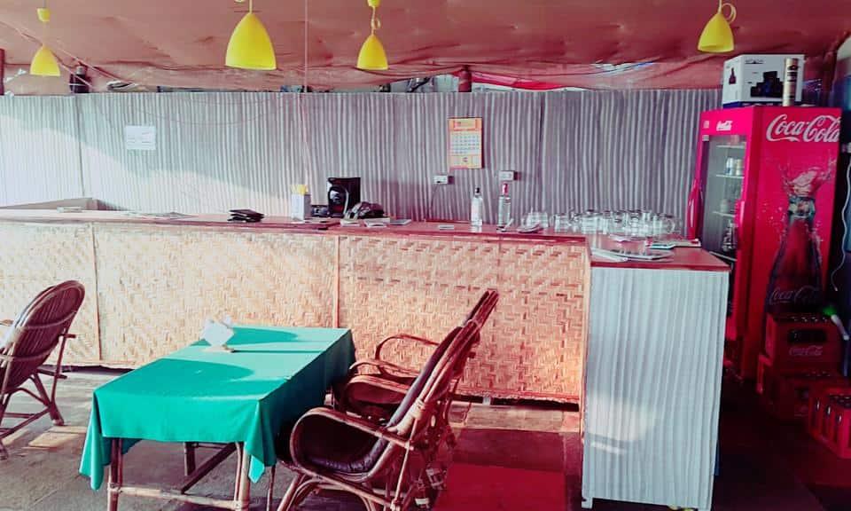 Abel Cressida Beach Cafe, Palolem, Abel Cressida Beach Cafe
