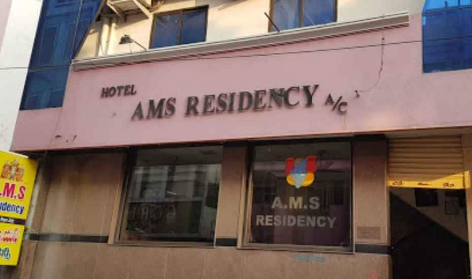 A.M.S.Residency, P K Layout, A.M.S.Residency