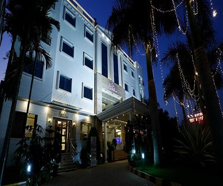 The Sai Leela Suites, R T Nagar, The Sai Leela Suites